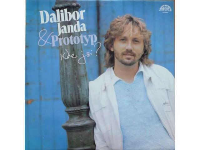 Dalibor Janda - Kde Jsi / Znám Tvůj Trik