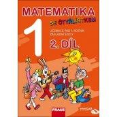Matematika se Čtyřlístkem 1/2 Učebnice SVP