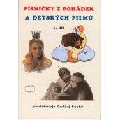 Písničky z pohádek a dětských filmů 1.díl