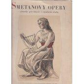 Smetanovy opery [hudebnina] : pro klavír na 2 ruce s…