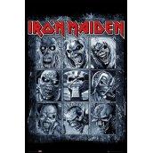Plakát IRON MAIDEN - EDDIES