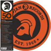 TROJAN 50TH ANNIVERSARY PICTURE DISC
