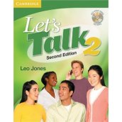 Let's Talk Level 2 Student's Book with Self-study Audio CD