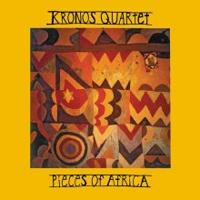 PIECES OF AFRICA