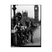 Plakát KISS - LONDON 1976