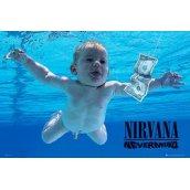 Plakát NIRVANA - NEVERMIND
