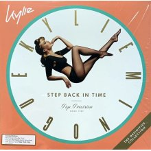 STEP BACK IN TIME: THE DEFINITIVE COLLECTION (COLOURED VINYL - MINT GREEN)