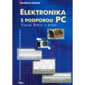 Elektronika s podporou PC + CD
