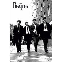 Plakát BEATLES IN LONDON