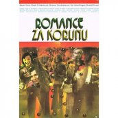 Romance za korunu - plakát
