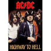 Plakát 69 AC/DC - Highway to hell