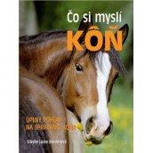 Čo si myslí kôň