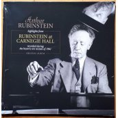 Highlights From Rubenstein At Carnegie Hall (Original)