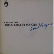 Junior Original Concert In Prague 8. Června 1979