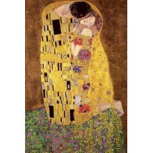 Plakát GUSTAV KLIMT'S - THE KISS