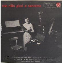 1958 Nilla Pizzi A Sanremo