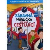 Zábavná příručka pro malé cestující