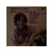 Ludwig van Beethoven - Sonáty pro klavír op. 111, op. 81a …