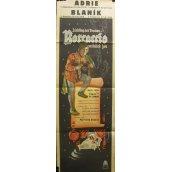 LIEBLING DER FRAUEN - Boccaccio: Miláček žen filmový plakát