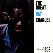 THE GREAT RAY CHARLES (MONO)