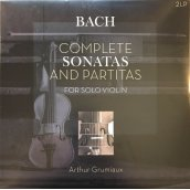 Complete Sonatas and Partitas For Solo Violin