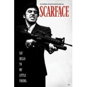 Plakát SCARFACE - SAY HELLO TO MY LITTLE
