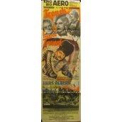 PANDUR TRENCK (der Pandur Trenck) filmový plakát