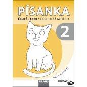 Písanka 1/2 Český jazyk 1 Genetická metoda