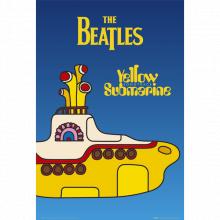 Plakát 28 Beatles - Yellow Submarine