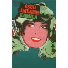 OSUD JMÉNEM KAMILA filmový plakát