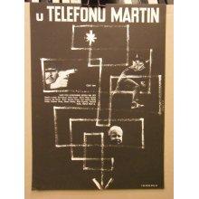 U TELEFONU MARTIN filmový plakát