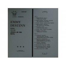 Operatic and song recital (Ema Destinnová)