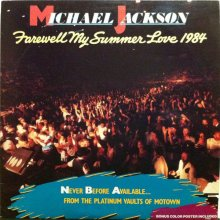 LP Farewell my summer love 1984