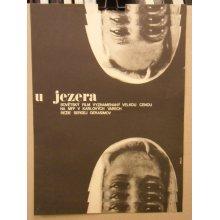 U JEZERA (U ozera) filmový plakát