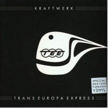 TRANS-EUROPA EXPRESS (CLEAR VINYL) / GER