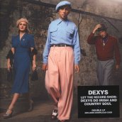 LET THE RECORD SHOW THAT DEXYS DO IRISH & COUNTRY SOUL