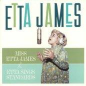 Miss Etta James/Etta Sings Standards