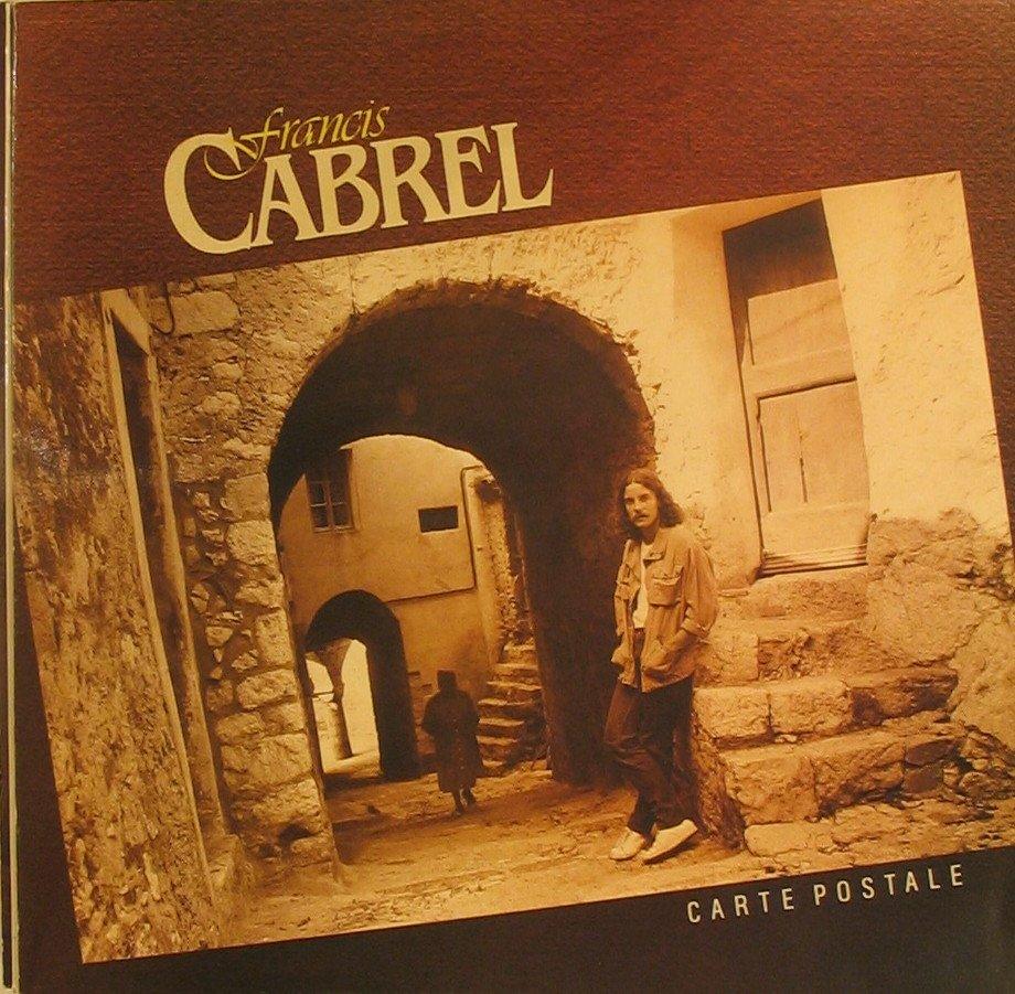 Francis Cabrel - Carte Postale | Spálená 53