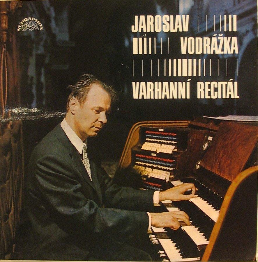 Jaroslav Vodrážka - Varhanní recitál | Spálená 53