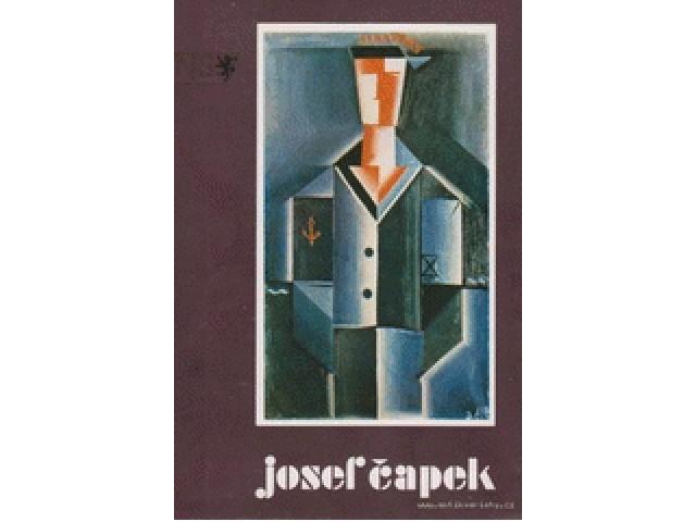 Josef Capek 1887 1945 Obrazy A Kresby Katalog Vystavy